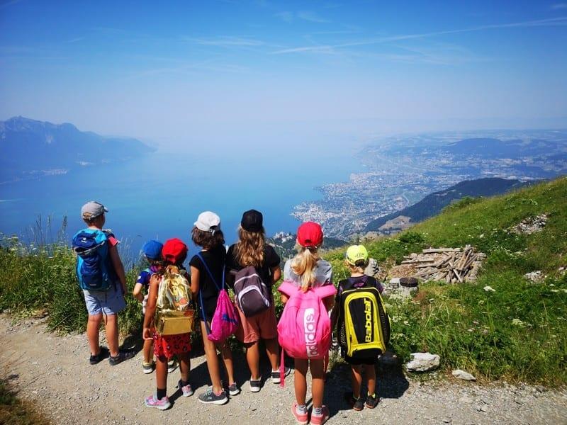 Anniversaires et camps de vacances
